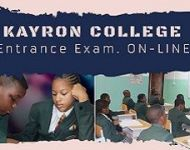 COLLEGE★ ENTRANCE EXAM. ON-LINE