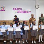Awards assembly 2