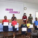 Awards assembly 5